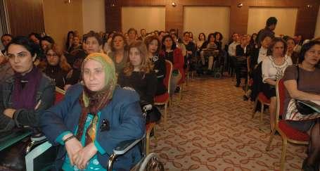 Toplumun en dışlananı; engelli kadın