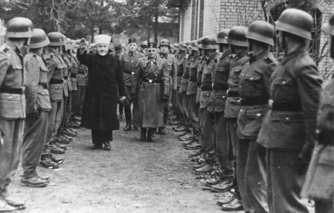 2.Dünya Savaşı'nın 'Fesli Naziler'i