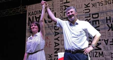ÖDP'de eş genel başkanlık dönemi başladı