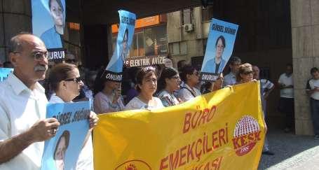 BES üyeleri: Tutuklular serbest bırakılsın