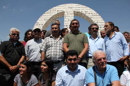 Munzur Festivali 'Barış Heykeli' açılışıyla başladı
