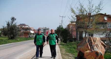 Gerze-Samsun-Ankara yürüyüşü başladı
