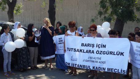 HDK Kadın Meclisi barış ve özgürlük istedi