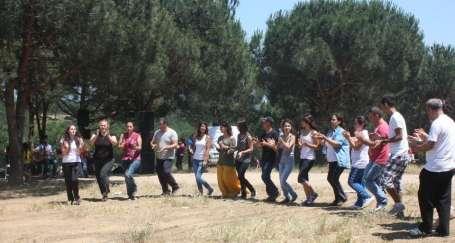 Sultangazi işçileri piknikte buluştu