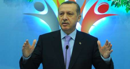 Erdoğan yine Alevileri hedef aldı
