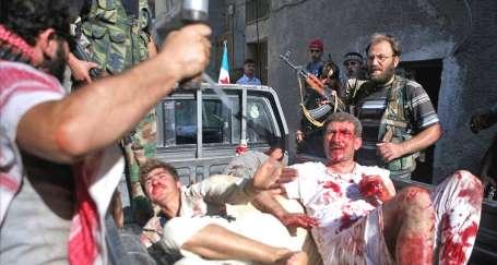 BM: İki taraf da insanlık suçu işliyor