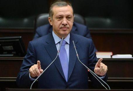 Erdoğan: Kerry