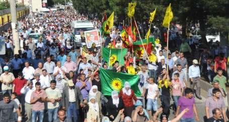 HPG'li Erenci'yi binlerce kişi toprağa verdi