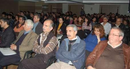 Denizli'de 'Oğlunuz Erdal' belgeseline yoğun ilgi
