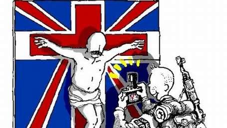 İngiltere'de belgeli işkence