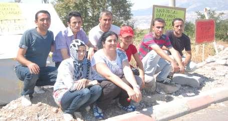 Atlas Giyim işçileri eyleme geçti