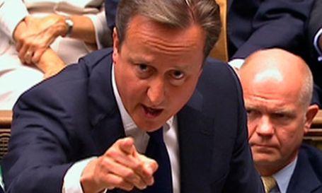 Cameron 'kansızlık'tan ölecek mi?