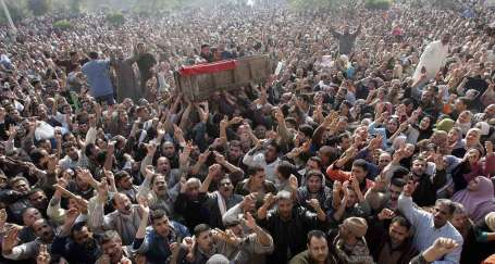 Mısır'da işçi sınıfı ve örgütlenme sorunu