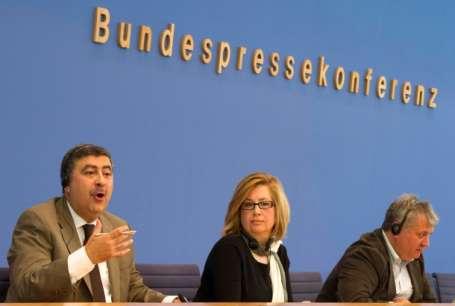 Esad sonrası Suriye Almanya'da açıklandı!