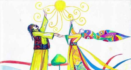 Bir adım Newroz'a, bir adım barışa!