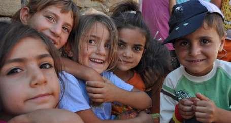 4 çocuktan biri Kübra