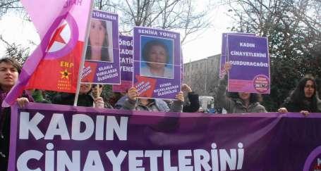 'Kadın cinayetleri münferit değil sistematiktir'