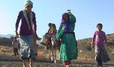 'Köye dönüş' çağrısıyla döndükleri köyde yol ve su yok
