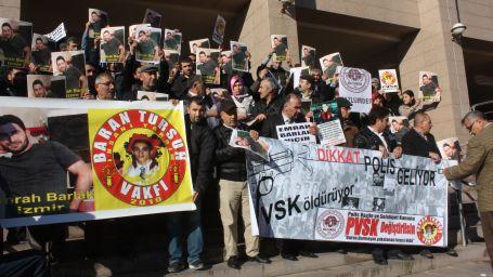İdam cezaları PVSK ile devam ediyor
