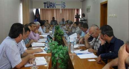 İzmir'de örgütlenme seferberliği kararı