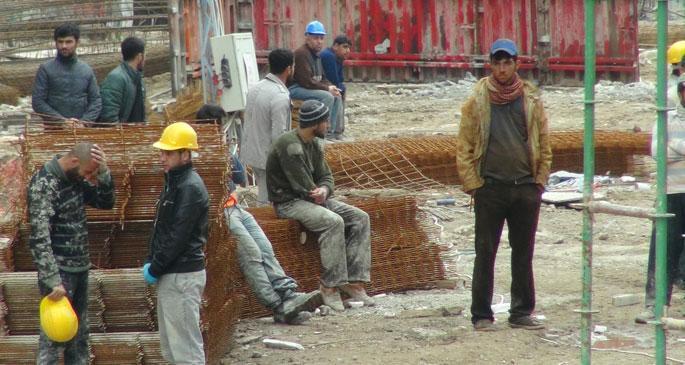 4 ayda 97 inşaat işçisi yaşamını yitirdi