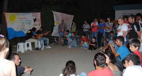 Sancaktepe Gençlik kampına hazırlanıyor