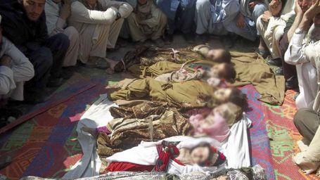 NATO çocukları öldürmeye devam ediyor