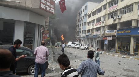 Reyhanlı'da AKP'ye öfke var