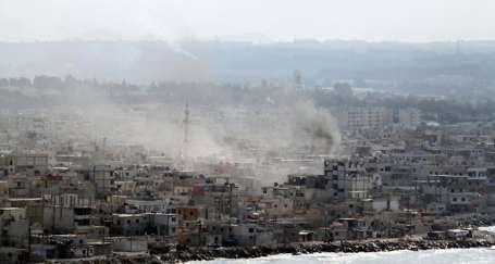 UNRWA: 'Gemi saldırısı yok'
