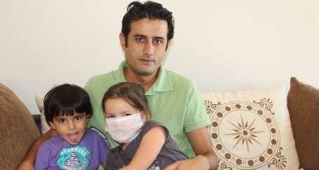 Lösemi hastası kızımın yanında olamayacaksam...
