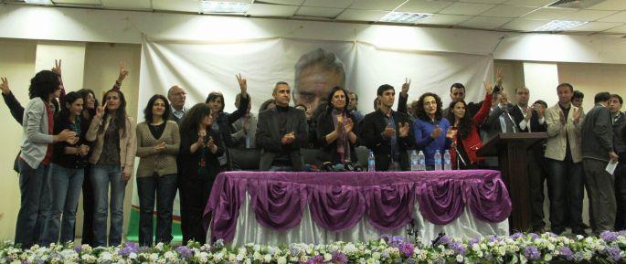 43 Kürt siyasetçi için itirazda bulunuldu