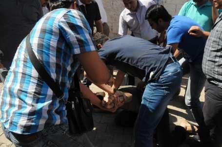 Bir polis terörü de Viranşehir