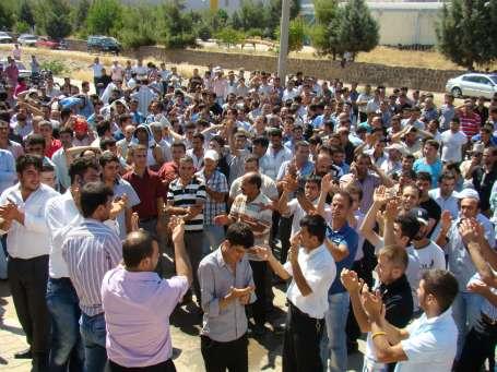 Antep'teki işçilerin talepleri bizim de taleplerimizdir