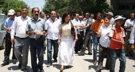 Van ve Urfa'da miting hazırlıkları