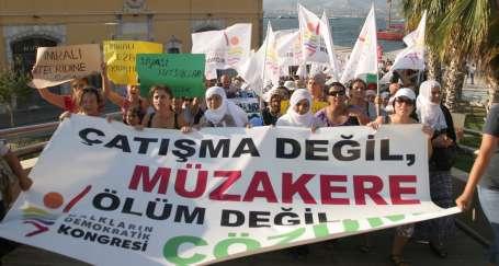 İzmir'den Diyarbakır halkına selam