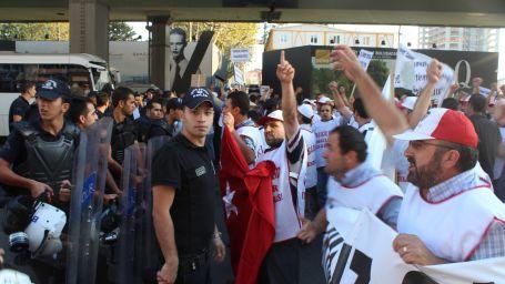 Direniş Feniş genel merkezine taşındı