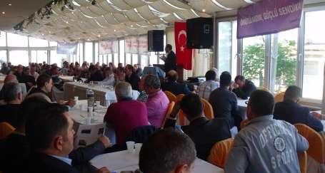 Türk-İş yönetimi ihanet içindedir