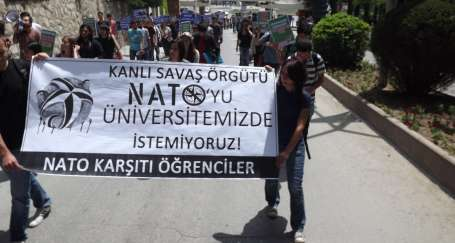 Anadolu NATO'yu istemiyor!