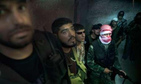 'Suriyeli muhalifler İstanbul'da eğitiliyor'