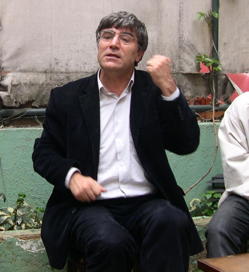 Kardeşimsin Hrant!
