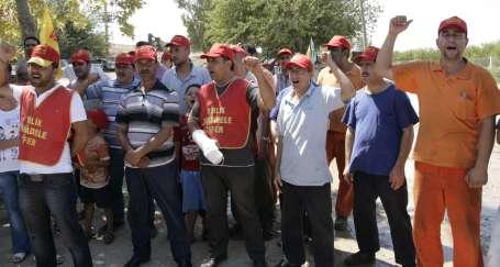 Savranoğlu işçilerine bayram ziyareti
