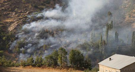 Şemdinli'de köyler boşaltılıyor