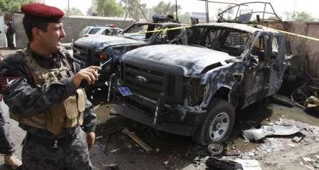 Irak'ın başkentinde il meclisine saldırı