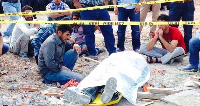 5 inşaat işçisi daha hayatını kaybetti