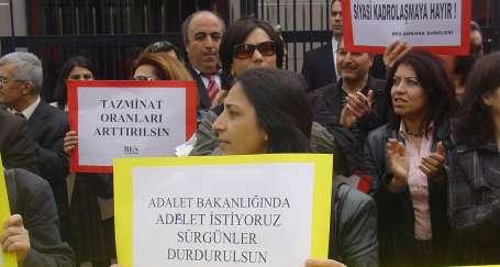 'Sürgünlerin sebebi AKP kadrolaşması