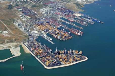 Liman büyürken işçi hakları küçülüyor