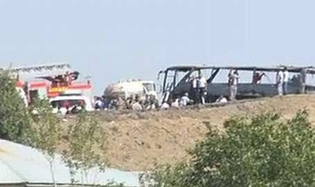Askeri konvoya saldırı: 9 ölü 70 yaralı