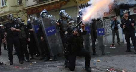 Başbakan'dan polise gaz bombası takviyesi!