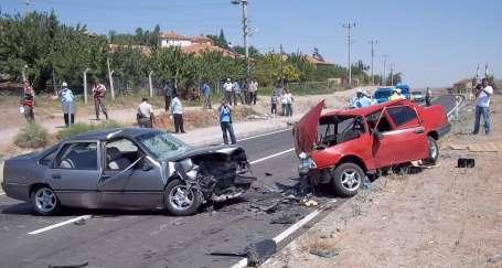 Trafik kazalarında yüzde 279 artış!