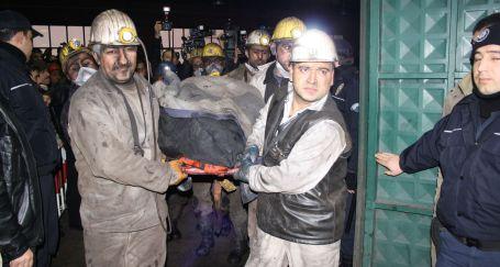 Bakanlık da ölen işçiyi suçladı